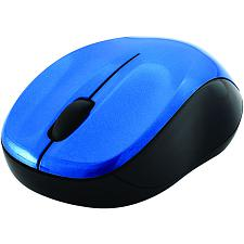Verbatim(R) 99770 Silent Wireless Blue Led Mouse (Blue)