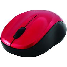 Verbatim(R) 99780 Silent Wireless Blue Led Mouse (Red)