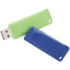 Verbatim 99812 64Gb Store 'N' Go Usb Flash Drive, 2 Pk
