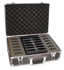 Williams Sound PPA R35 3V Charger Carry Case CHG 3512 PRO