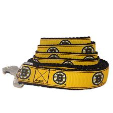 All Star Dogs Boston Bruins Premium Pet Leash - Large