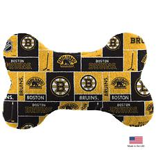 All Star Dogs Boston Bruins Plush Bone Toy - Large