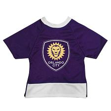 All Star Dogs Orlando City SC Premium Pet Jersey - Large