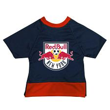 All Star Dogs New York Red Bulls Premium Pet Jersey - Large