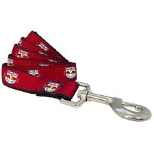 All Star Dogs New York Red Bulls Pet Premium Leash - Large