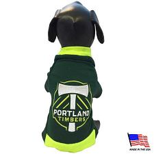 All Star Dogs Portland Timbers Premium Pet Jersey - Large