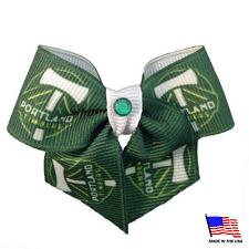 All Star Dogs Portland Timbers Pet Hair Bow