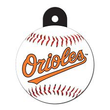 Hillman Group Baltimore Orioles Circle ID Tag