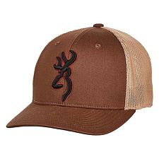Browning 308110981 Cap, Bloodline Brown