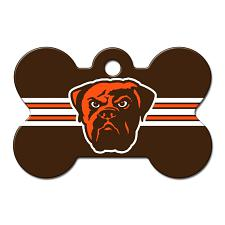 Hillman Group Cleveland Browns Bone ID Tag