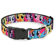 Buckle-Down Buckle-Down My Little Pony Fuchsia Pet Collar - Large