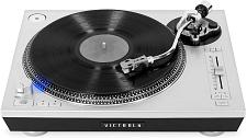 Innovative Technology VPRO-2000-SLV Victrola Pro Usb Record Player Turntable