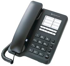 Cortelco 2933-BK 293300Tp227S Single Line Economy Phone