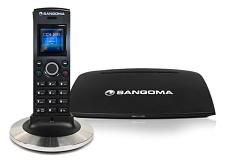 Sangoma Technologies Inc DC201N Dect D10M Handset And Db20N Base