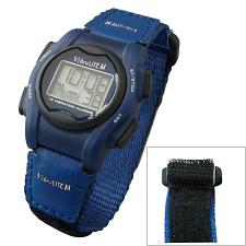 Global VibraLITE MINI Vibrating Watch with Blue Band