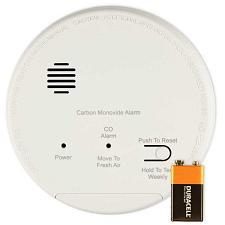 Gentex GN-503F Hard Wired Smoke/Carbon Monoxide Photoelectric  Alarm with Backu