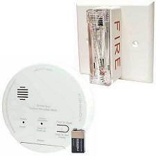 Gentex GN-503FF Hard Wired T3 Smoke/T4 Carbon Monoxide Photoelectric Alarm with