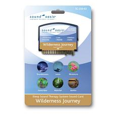 Wilderness Journey Sound Card for S-550-05 Sound Therapy System