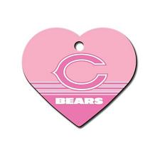 Hillman Group Chicago Bears Heart ID Tag