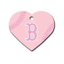 Hillman Group Boston Red Sox Heart ID Tag