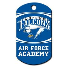 Hillman Group Air Force Falcons Military ID Tag