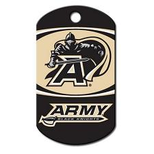 Hillman Group Army Black Knights Military ID Tag