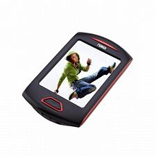 "Naxa Portable Media Player with 2.8"" Touch Screen, Built-In 4GB"