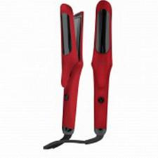 Vivitar Hair Curling & Straightening Iron in Red