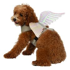 6 Rubie's Costume Co. Angel Wings Pet Harness - Small