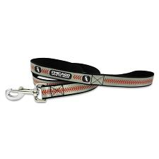 GameWear Chicago White Sox Reflective Pet Leash - Large