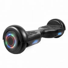 Hoverboard in Black with Bluetooth Speakers