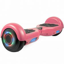 Hoverboard in Pink with Bluetooth Speakers