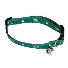 SportyK9 Boston Celtics Alternate Style Pet Collar - Small
