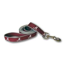 SportyK9 Alabama Crimson Tide Reflective Dog Leash - Small