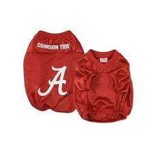 SportyK9 Alabama Crimson Tide Alternate Style Dog Jersey - Large