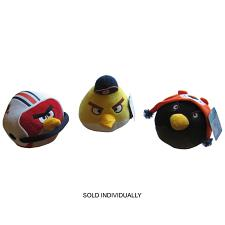 Simon Sez Auburn Tigers Angry Birds - Red