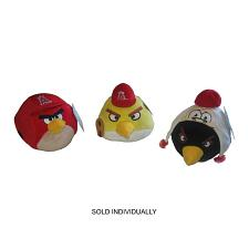 Simon Sez Los Angeles Angels Angry Birds - Black