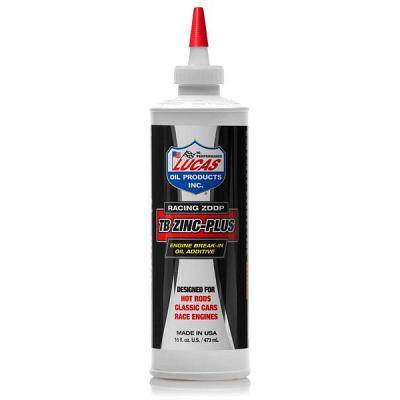 Lucas Oil Engine Break In Oil Additive 16 Ounce