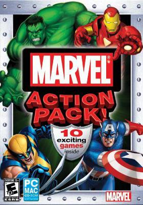 Encore Software Marvel Action Pack
