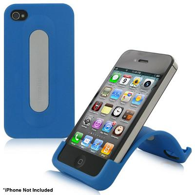 XtremeMac XtremeMac Snap Stand for iPhone 4 & 4S, Blue