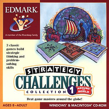 Edmark Strategy Challenges Collection 1 - Around the World