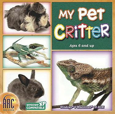 SelectSoft Publishing My Pet Critter