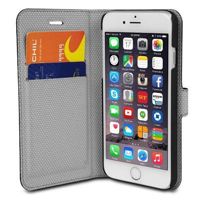 CHIL Chil Attraction Jacket Magnetic Wallet & Case for iPhone 6