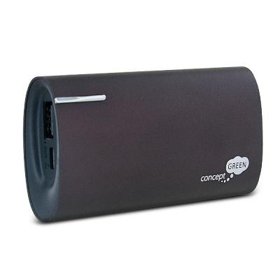Concept Green Energy Concept Green Portable Charger with 5200mAh