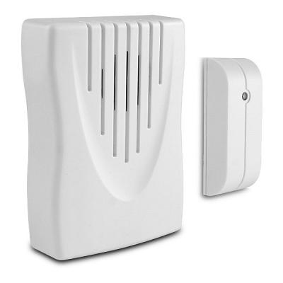 STI Knock Knock Wireless Door Chime with Vibration Smart Sensor