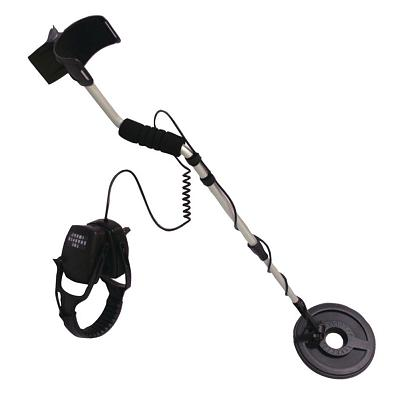 Sharper Image TSI-22 Feather 22 Lightweight Metal Detector with