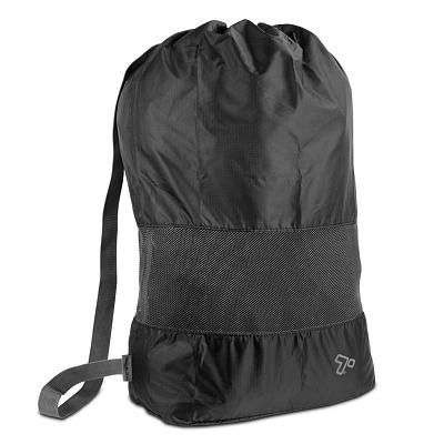 Travelon Lightweight Laundry Bag, Black