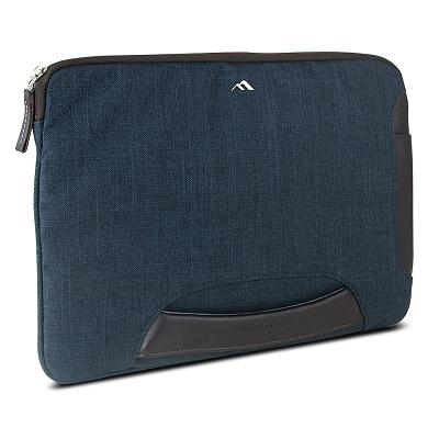 Brenthaven Collins Secure Grip Sleeve for 12 Devices, Indigo