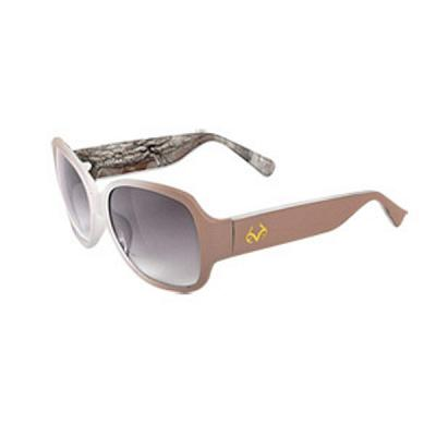 SPG Realtree RealTree Camo Womens Rack Gray and Clear Sunglasses