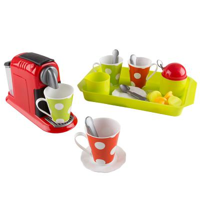Coffee Maker Toy Set- Pretend Kitchen Appliance for Play Espress